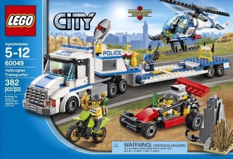 #60049 LEGO City Police