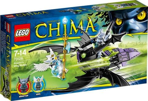 #70128 LEGO Legends of Chima