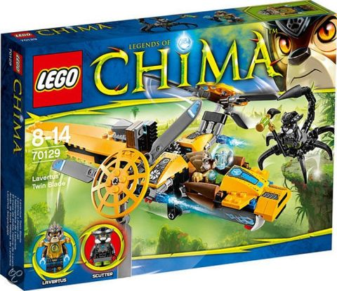 #70129 LEGO Legends of Chima