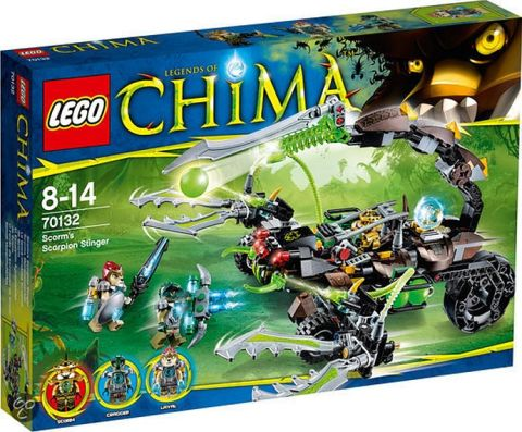 #70132 LEGO Legends of Chima