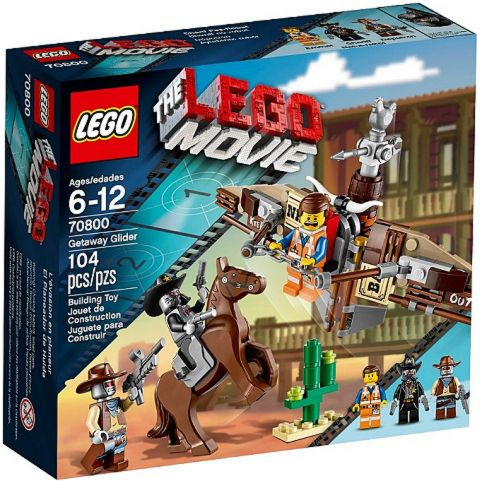 #70800 The LEGO Movie