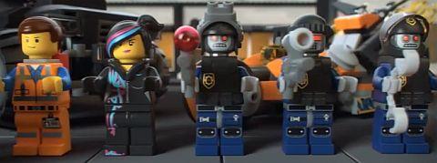#70808 The LEGO Movie Minifigures