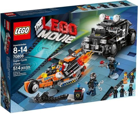 #70808 The LEGO Movie