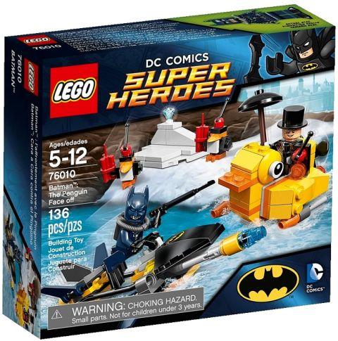 #76010 LEGO Super Heroes