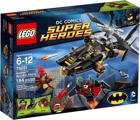 #76011 LEGO Super Heroes