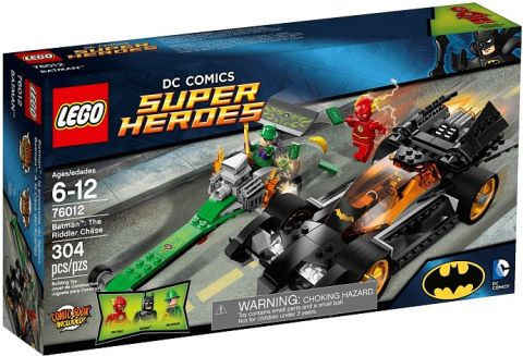 #76012 LEGO Super Heroes