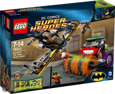 #76013 LEGO Super Heroes