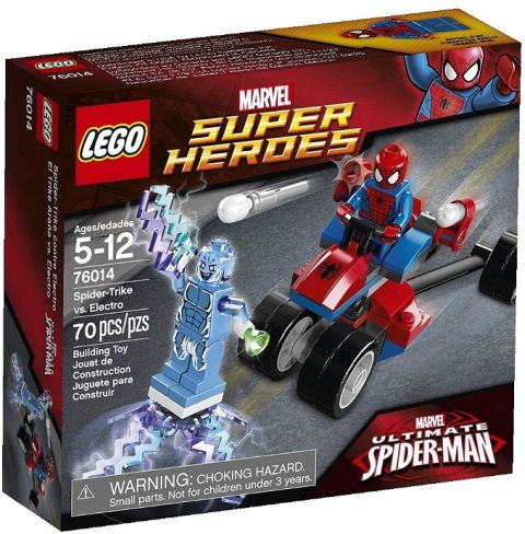 #76014 LEGO Super Heroes