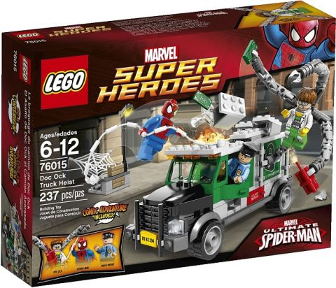 #76015 LEGO Super Heroes