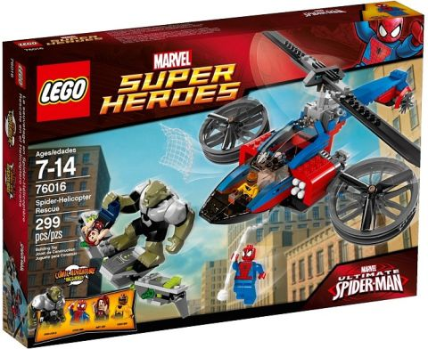 #76016 LEGO Super Heroes