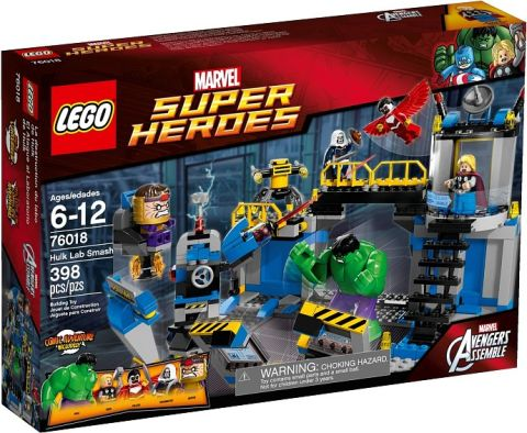 #76018 LEGO Super Heroes