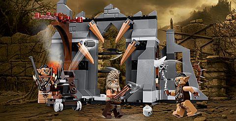 #79011 LEGO The Hobbit Details