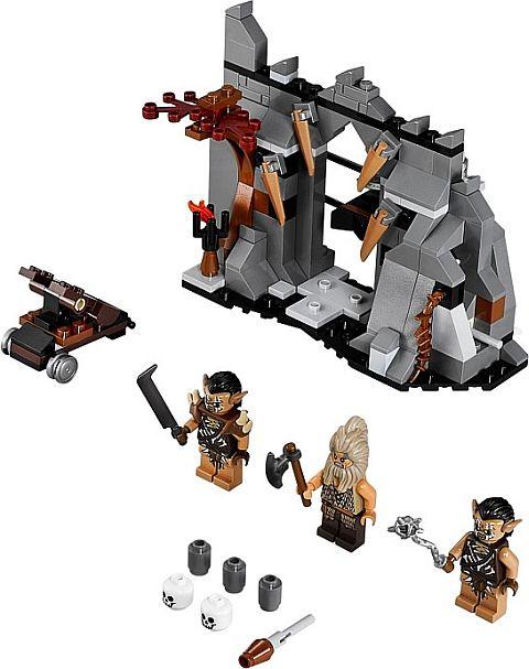 #79011 LEGO The Hobbit Set