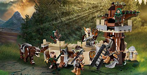 #79012 LEGO The Hobbit Details