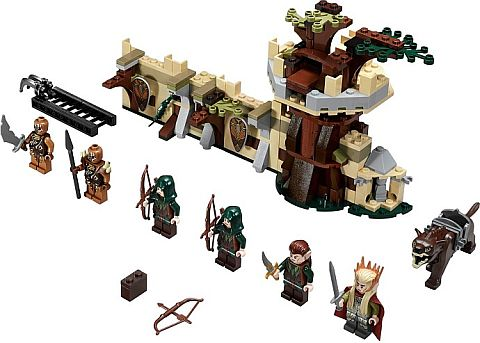 #79012 LEGO The Hobbit Set