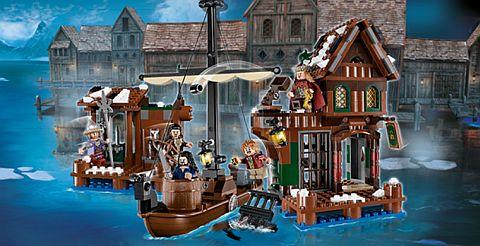#79013 LEGO The Hobbit Details