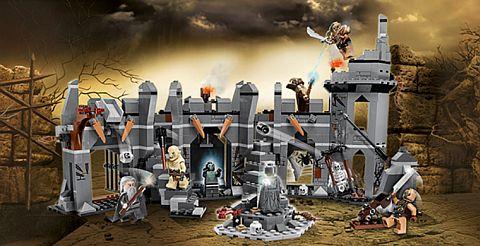 #79014 LEGO The Hobbit Details