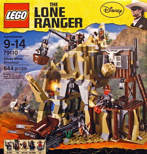#79110 LEGO Lone Ranger