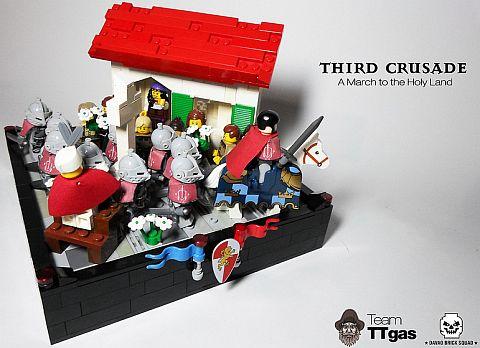 LEGO Creations by John Raphael Guzman - Crusaders