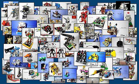 LEGO Creations by John Raphael Guzman