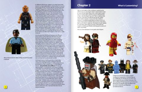 LEGO Customization Book One
