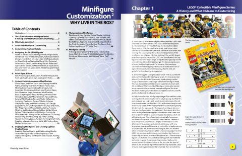 LEGO Customization Book