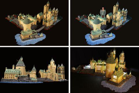 LEGO Hogwarts by Alice Finch Details