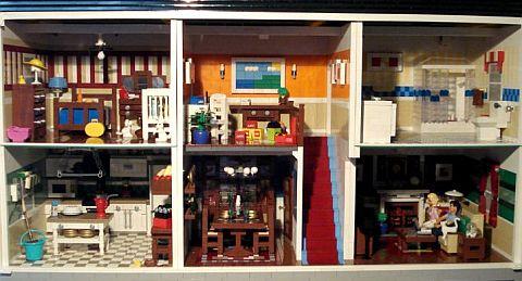 LEGO House by Heather Braaten