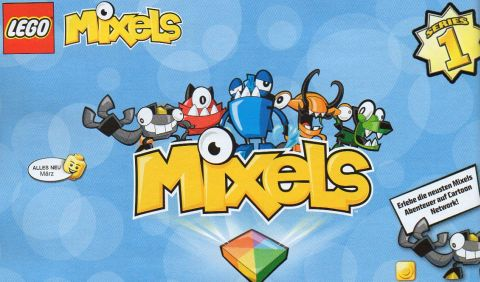 LEGO Mixels Series One