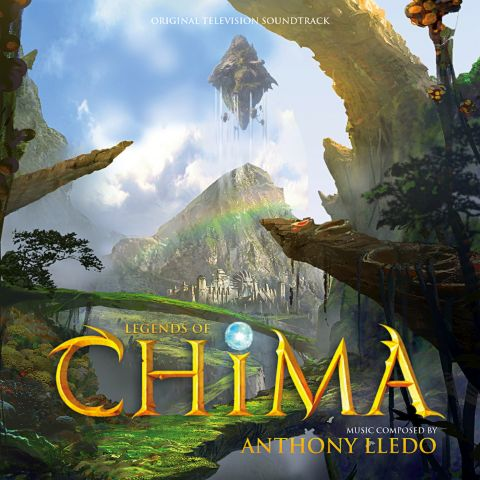 Legends of Chima Sound-Track