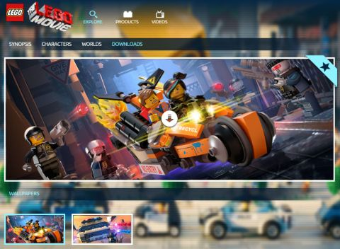 The LEGO Movie Downloads