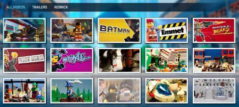 The LEGO Movie Videos