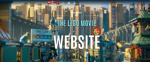 The LEGO Movie Website