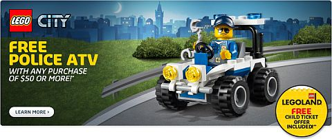 2014 LEGO Shop Promotion