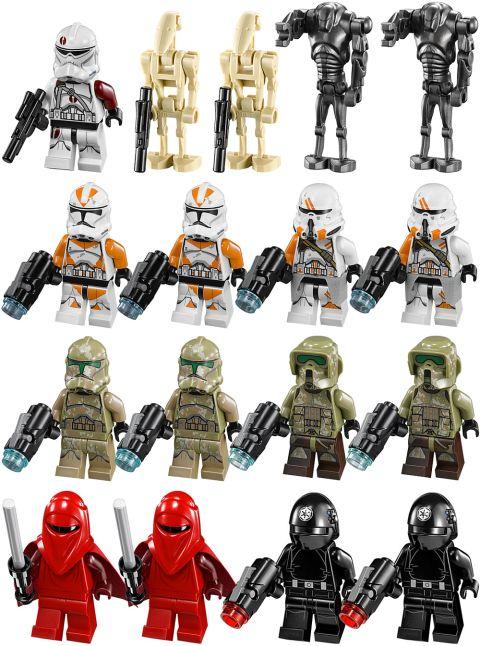 2014 LEGO Star Wars Minifigures