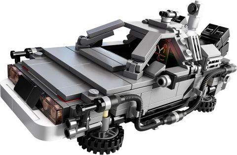 #21103 LEGO DeLorean Time Machine