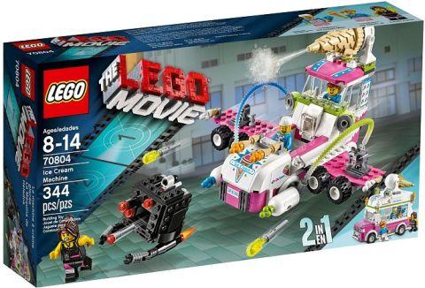 #70804 The LEGO Movie Ice Cream Machine Review
