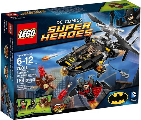#76011 LEGO Super Heroes Batman Box