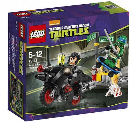 #79118 LEGO Teenage Mutant Ninja Turtles