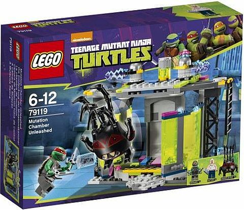 #79119 LEGO Teenage Mutant Ninja Turtles