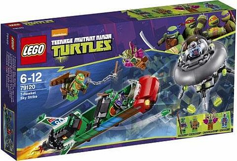 #79120 LEGO Teenage Mutant Ninja Turtles