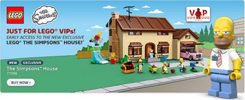Buy LEGO The Simpsons House