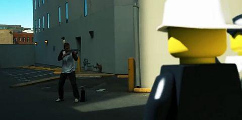 LEGO BrickFilm LEGO Invasion!