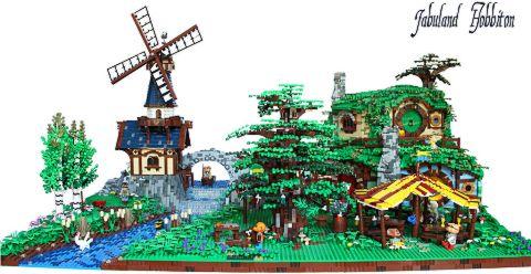 LEGO Fabuland by Gabriel Thomson