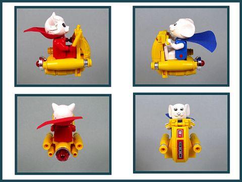 LEGO Fabuland by Karf Oohlu