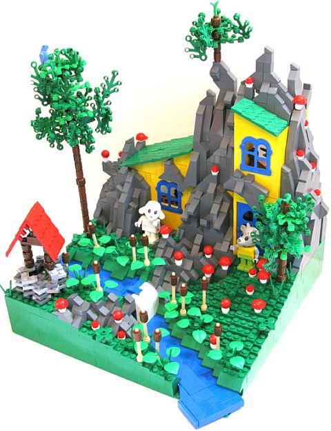 LEGO Fabuland by Sir Nadroj