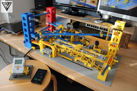 LEGO Great Ball Contraption Overview