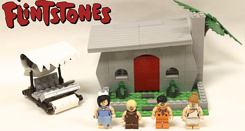 LEGO The Flintstones