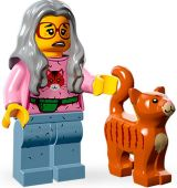 The LEGO Movie Cat Lady