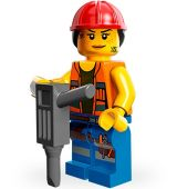 The LEGO Movie Gail